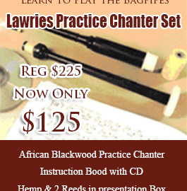 Chanter Kit