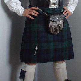 Blackwatch Kilt