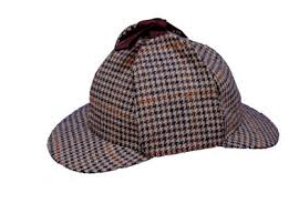 Sherlock Tweed Hats