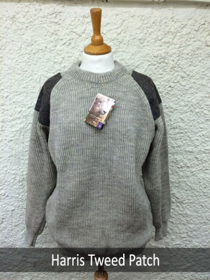 Natural Tweed Sweater