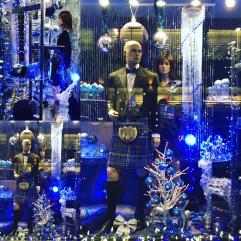 Christmas Window 2018