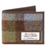 Tweed Tartan Gents Wallet